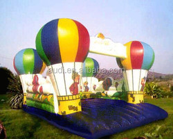 gaint bounce combo in inflatable bouncer/Inflatable parachute