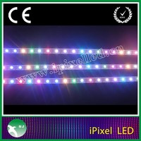 Popular Star !60leds/m ws2812b programmable rgb led light strip for decoration