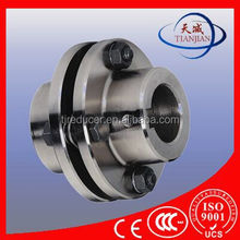 Industrial heavy torque HL Flexiable Pin Coupling//Tianjin xingang shipment