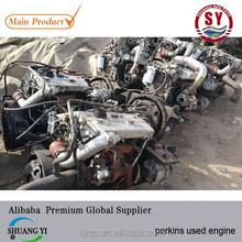 Used original Engine / gearbox/truck / boggie axle/spare parts