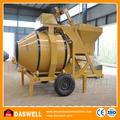 Bajo coste 500 litros mini mezclador hormigón cemento