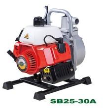 1' two stroke gasoline water pumps