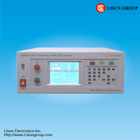 Digital Earth Resistance Tester - LS9934 Automatic Safety Test System