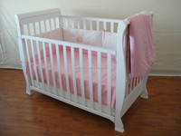 AS/NZS 2172 safety wooden baby bed baby cot bed cots