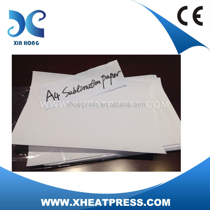Wholesale price high quality dark t shirt sublimation for Best quality t shirt transfer paper