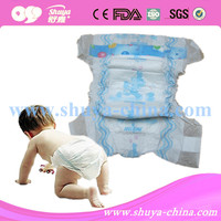 Over night baby diaper baby nappy R type OEM acceptable
