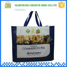 China supplier 100g non woven luxury shopping bag