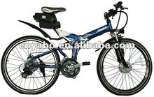 China new product CE 36V/10Ah 350w Folding with EN15194 electric mountain folding set bicycle