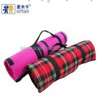 outdoor camping portable foldable picnic mat/beach mat