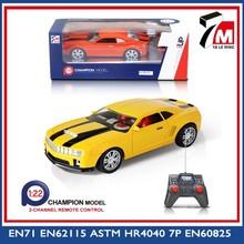 China fabricante de brinquedos de plástico modelo de carro 1 22 scale rc brinquedo
