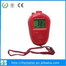 Green Backlight Digital Infrared Thermometer for High Temperature DT300
