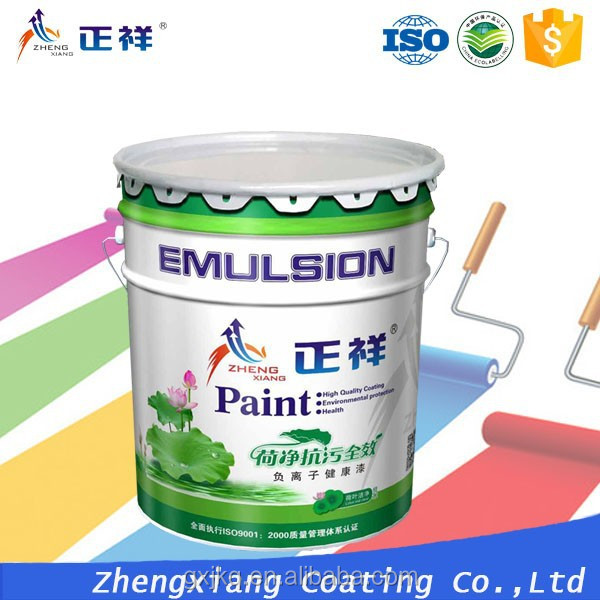wholesale custom interior wall emulsion paint buy china wholesale. Black Bedroom Furniture Sets. Home Design Ideas