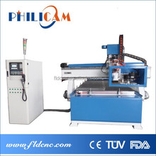 CNC spindle ATC cnc router with cheap price for changing 10 pieces tools