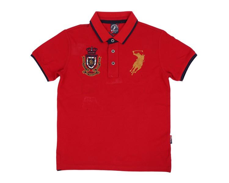 2016 T Shirt Polo Customized 100 Cotton Pique Private
