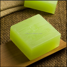Natural green tea essential oil anti-acne antioxidant handmade beauty soap