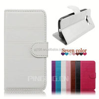 for Huawei Honor 7 case, book style leather flip case for Huawei Honor 7