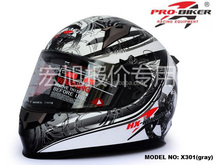 Modern Face Motorcycle Helmet Flip Up Helmet Anti-scratch And Anti-fog PC Visor