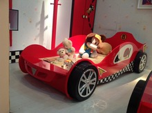 Hot selling children bed 992-01 Mclaren racing car bed