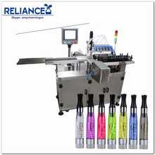 R-VF-A Automatic e cigarette tray bottles liquid filler machine