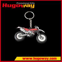 custom motorcycle keychain zhongshanfactory hugoway/OEM