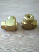 High quality brass swivel connector for garden hose reel , fire hose reel parts