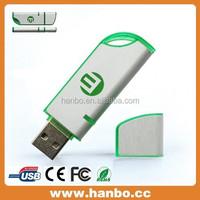 factory price flexible logo plastic usb flash disk