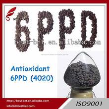 6PPD antioxidante de caucho para la fabricación de neumáticos