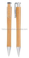 wholesale bamboo pen, bamboo ball-point pen