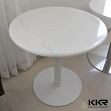 Diseño lindo y precio razonable de un patas mesa redonda