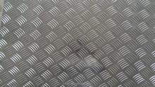stucco checkered embossed aluminum