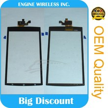 oem white color for z ultra/XL39h LCD digitizer