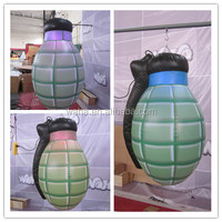 2014 inflatable advertising product inflatable inflatable Hand grenades