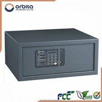 High Quality Hot Selling Laptop Size Orbita Hotel Safe Deposit Box with 2 Spring Slots
