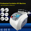 fda approved ultrasonic cavitation equipment Slimming Vacuum RF for slimming salon popular beauty machine