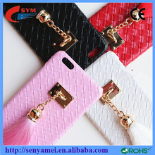 2015 New Case For Iphone 6 Case Knit Pattern 4.7inch Plastic Case
