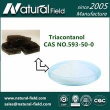 Top selling myricyl alcohol triacontanol cas: 593-50-0