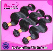 After wash, it return same texture remy unprocessed virgin brazilian hair