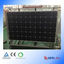 Hot sale 270W PV mono solar panel china suppiler