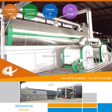 Profitable Jinpeng New Design Tire Oil Refinery Equipment
