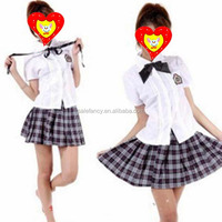 New style japanese school uniform cosplay costume wolf cosplay costume QAWC-5218