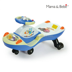 2015 Colorful Baby Toy Car Good Quality Baby Swing Car