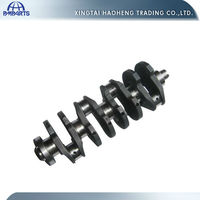 Best quality 4JB1T air compressor crankshaft