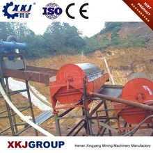 China top professional tin ore processing plant magnetic separator machine