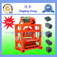 QTJ4-40 cement block making machine with low price,automatic cement block moulding machine for sale