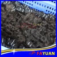 2015 Wholesale virgin indian hair loose wave,indian human hair,indian temple hair