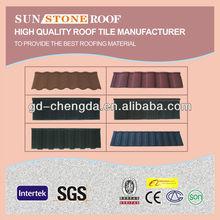 Asphalt Shingle Roof Cost / Popular Stone Coated Metal Roof