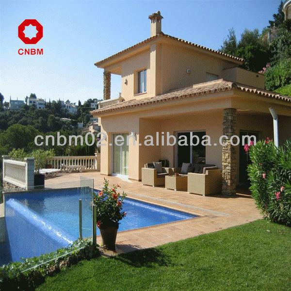 Prefabricated beach luxury villa buy prefabricated - Casas prefabricadas low cost ...