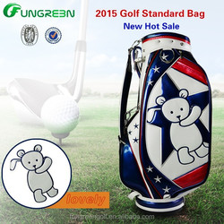 waterproof Golf Bag with Embroidery Logo In 2015
