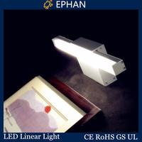Ephan UL&ETL led strip aluminum extrusion housing for indoor application