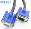 Gold plated VGA male to female 15pin Extension cable For HDTV LCD Monitor